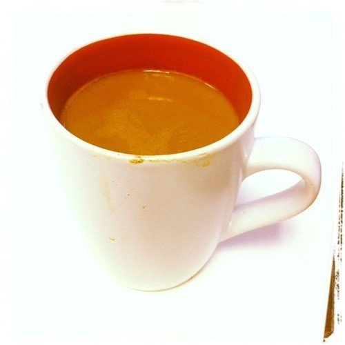 A photo of coffee, such as often found on Instagram, credit The Register