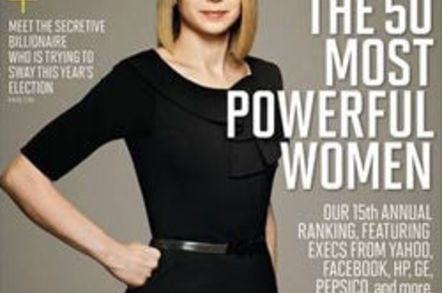 Yahoo! CEO Marissa Mayer