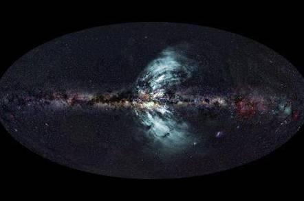 Galactic Geysers