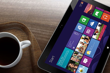 HP Envy x2 Windows 8 convertible