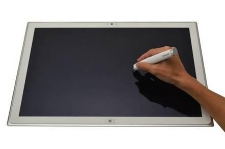 Pansonic 20-inch Windows 8 tablet
