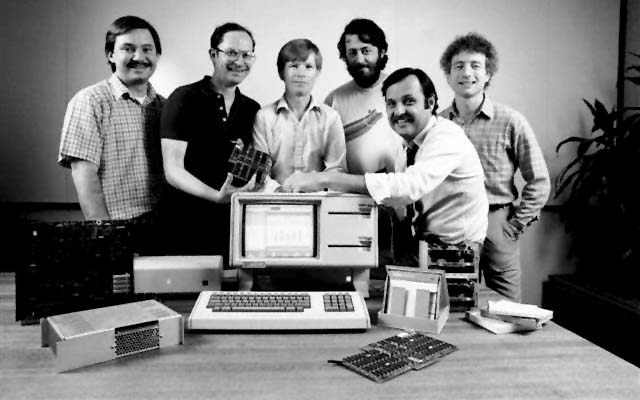 Apple Lisa Team