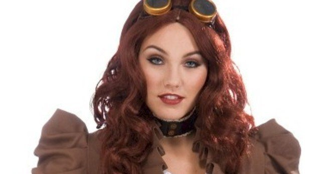 Steampunk Vickey