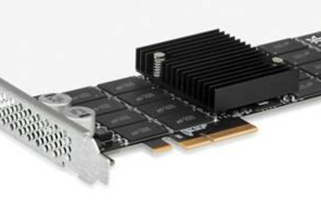 Fusion-io 1.6TB ioScale card