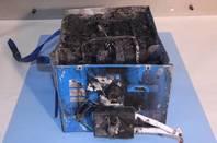 Boeing 787 battery fire