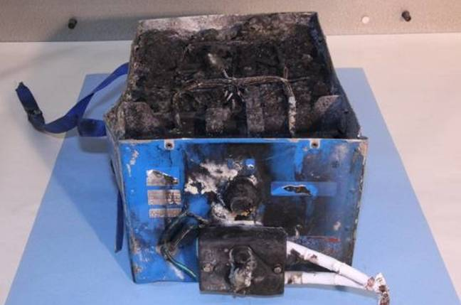 Boeing 787 battery fire