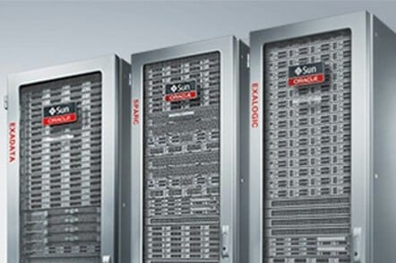 Oracle engineered systems