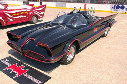 1960s TV series Batmobile