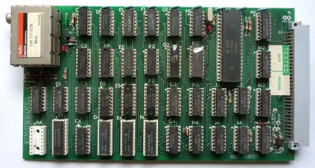Tangerine Microtab 65