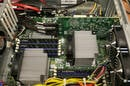 The guts of a Unitrends hardware appliance
