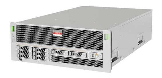 The Fujitsu | Oracle Sparc M10-4 server