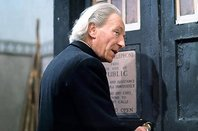 The first Doctor Who, William Hartnell