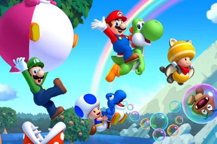 Super Mario Bros. Wii U
