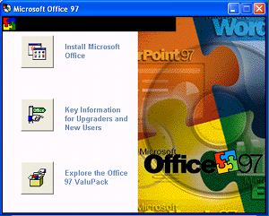 Office 97 was a strong release, but began a decade of little innovation in Microsoft's suite.