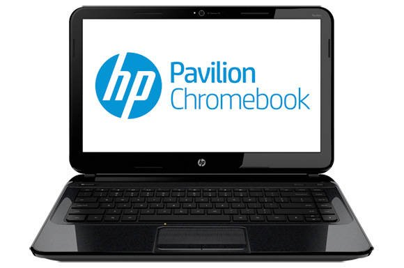 Photo of the HP Pavilion Chromebook
