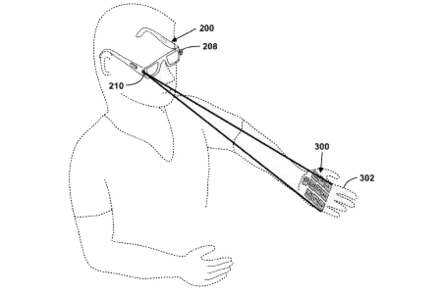 Google files patent for eyewear that SHOOTS LASERS • The