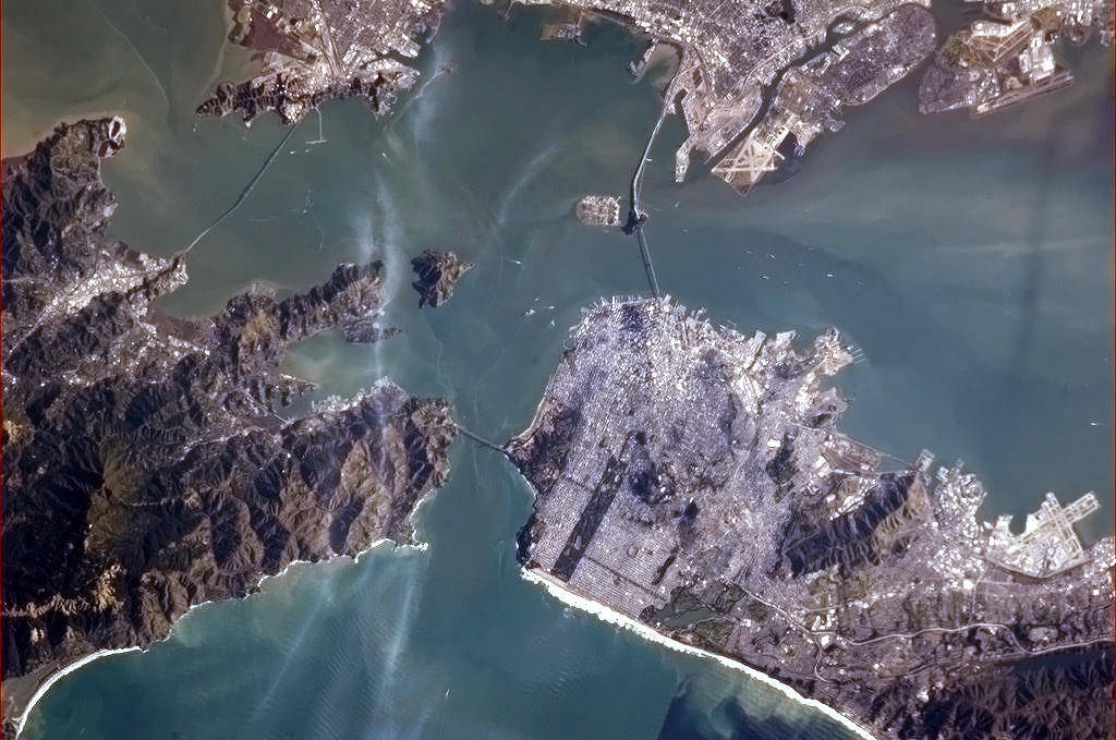 SF from ISS