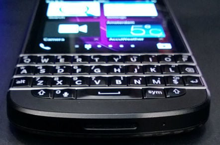 BlackBerry Q10: This quirky QWERTY will keep loyalists perky