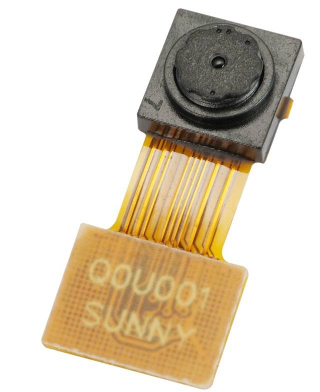 A camera module for mobile phones from Chinese company Sunny Optical Technology