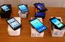 Phones on test