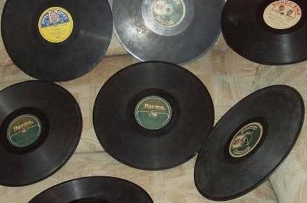 78rpm records