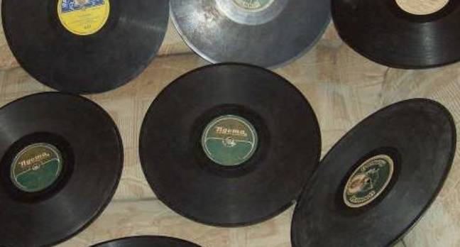 78rpm records