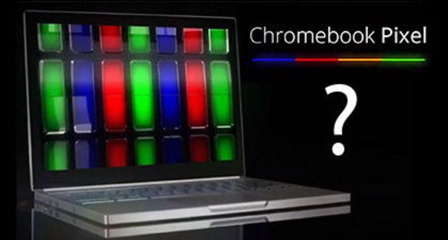 Chromebook Pixel a hoax?