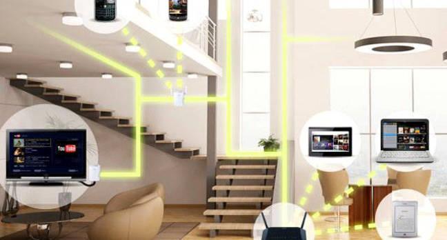 Qualcomm Atheros hybrid home network