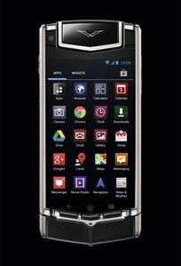 The €7,900 Vertu TI