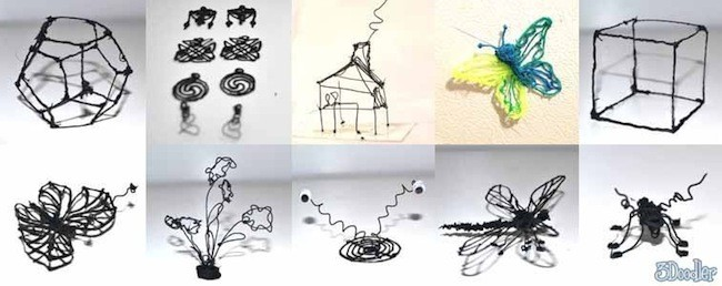 the cheap 3d craft pen that scribbles over 3d printing. Black Bedroom Furniture Sets. Home Design Ideas