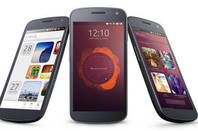 Photo of smartphones running Ubuntu