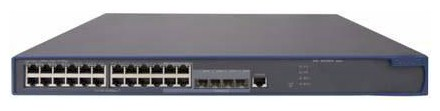 The HP 830 unified wired-wireless switch