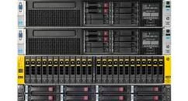 HP StoreSystem