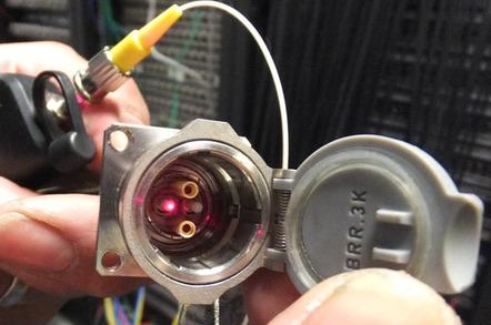 SMPTE 304M connector