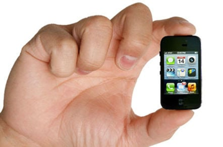 Cheap iPhone mini 'makes sense' for world domination • The Register