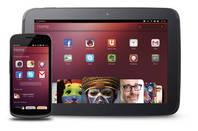 Photo of Ubuntu running on tablets and smartphones