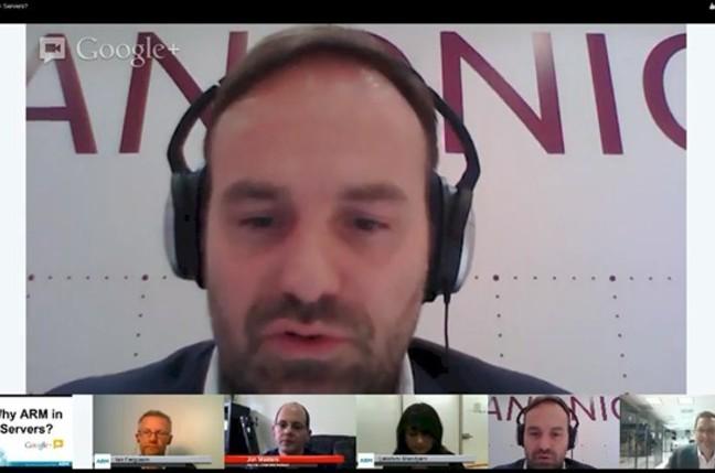 Ubuntu founder Mark Shuttleworth talks ARM servers at Mobile World Congress