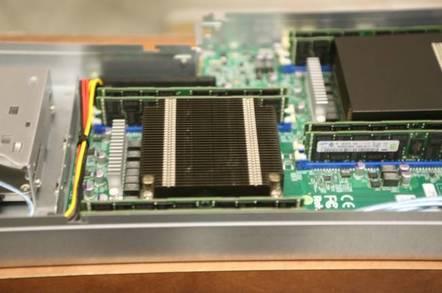 CPUs in a FatTwin