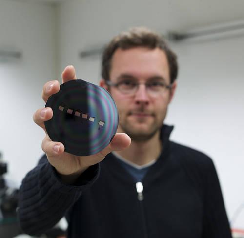 IBM's high-speed ADC prototype
