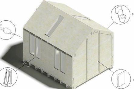 WikiHouse plan
