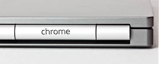 Google Chromebook Pixel: logo