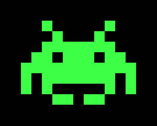 invader games