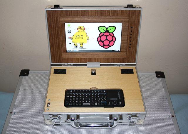 Pi netbook