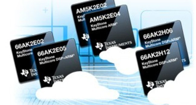 The KeyStone II family of ARM Cortex-A15 processors