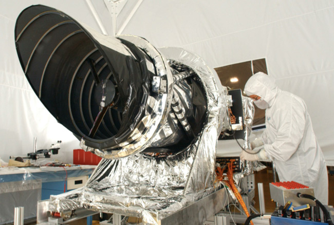 NASAs HiRISE camera. Pic: NASA
