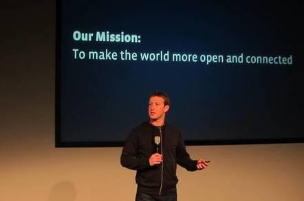 Zuckerberg new news feed