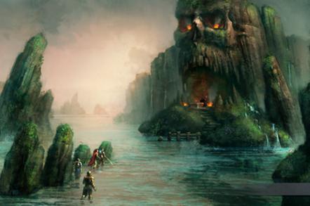 Shroud of the Avatar game on Kickstarter