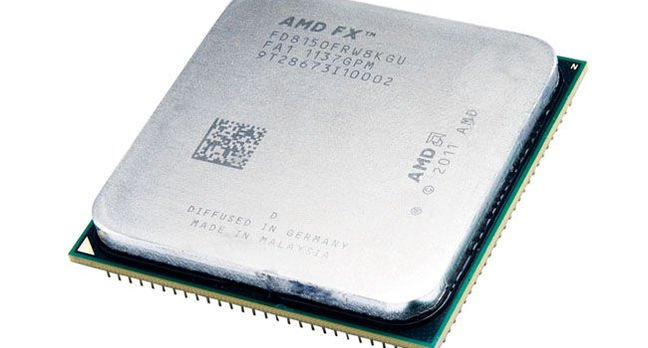 AMD FX-8150 Bulldozer
