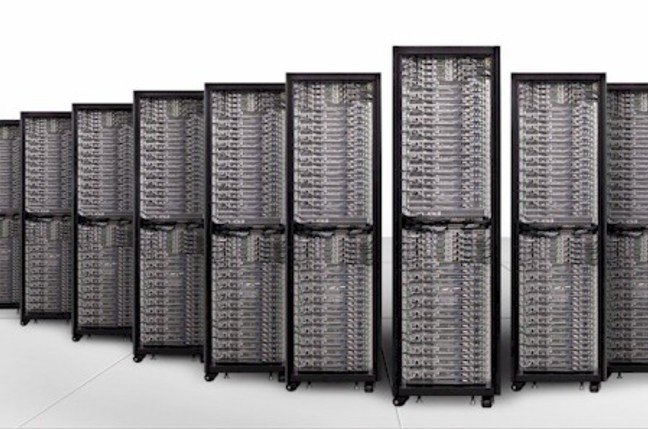 Rackgo systems include servers, storage, switching, and batteries