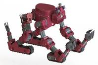 Chimp robot header
